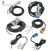 NJK-5002C SN04-N LJ12A3-4-Z/BX/BY NPN PNP Inductive Proximity Sensor Switch