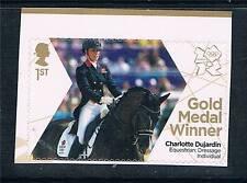 GB 2012 OLYMPIC GOLD MEDAL EQUESTRIAN DU JARDIN 1V S/ADH