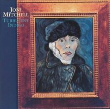 Turbulent Indigo by Joni Mitchell (CD Oct-1994 Reprise) Free Shipping In Canada