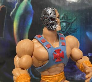 Motu Origins Robot Faker Custom Head