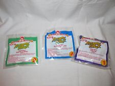 McDonald's Happy Meal Attack Pack #1, #2, #4 1994 Hot Wheels New in Package