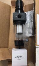 Master Pneumatic CFR10ML30 Filter Regulator Piston with 0-30 psi gage