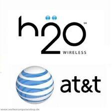 H2O Reise Sim Amerika / 5 GB LTE / kostenlose Telefonie / Travel Sim Card USA