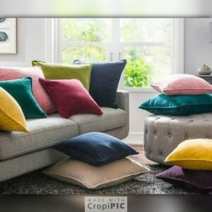 "24"" Large Cushions / Covers   Set Of 2  HUGE RANGE  ALL COLOURS"