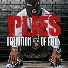 Definition Of Real (Cln) - Plies - CD New Sealed