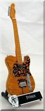 PRINCE Miniature Guitar Telecaster Hohner w/ Guitar Pick
