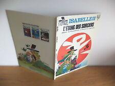 E.O. 1981 N°6  ISABELLE par Will et  Franquin TBE
