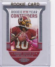 ROBERT GRIFFIN III Insert $$ RARE ROOKIE CARD Football RG3 Washington Redskins!