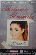 Zolto Collection Ariana Grande /édulcorant Tour 12x18 Poster