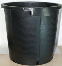 Pflanzkübel 23 L rund extra tief - 33cm x 33cm tief - idealer Palmentopf