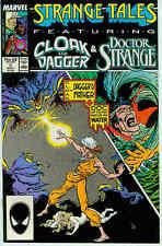 Strange tales vol.2 # 2 (Cloak & Dagger, le Dr strange) (états-unis, 1987)
