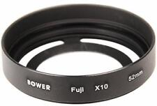 Metal Filter Ring + Lens Hood adapter for Fujifilm Finepix X10 X20 Camera