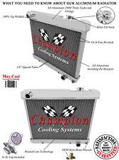 1963 1964 1965 1966 Chevy Truck C10 C20 C30 4 Row Core SubZero Radiator