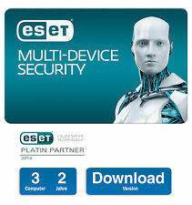 ESET Multi-Device Security 3 Devices - 2 Years Download Version