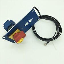 Zippo Folientastatur Folien Tastatur mit Hauptschalter Schalter und Kabel