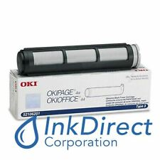 Genuine Okidata 52106201 Toner Black OKIFax 4100 OkiPage 4M 4W Plus OkiOffice 44