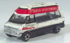 "Vintage Zylmex Supervans Super Sportsmobile 2.5"" Die Cast Scale Model Wheaties"
