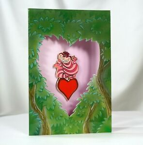 Valentine/'s Day Gift Valentine/'s Day brooch Vintage reproduction pin Alice in Wonderland Tea Party Pin Valentine/'s Day Pin