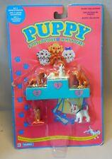 Vtg 90s HASBRO Puppy in my Pocket 1993 Spielfiguren