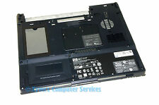 413690-001 GENUINE ORIGINAL HP BASE W/ PLASTIC COVER COMPAQ NC6320 SERIES