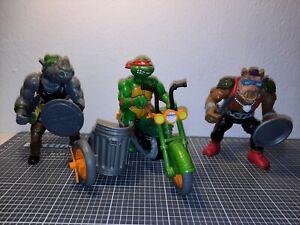 Teenage Mutant Ninja Turtles TMNT - Konvolut Sammlung Figuren Playmates