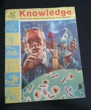 Knowledge Colour Magazine from 1960s No 7 Other numbers available
