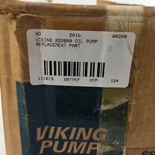 Viking Pump 228000 Oil Pump Replacement Parts 3-568-151-312-24