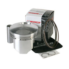 Wiseco Yamaha XT500 SR500 TT500 Piston Kit 90mm Big Bore +3mm 76-81 11:1 Comp.
