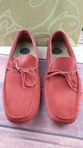 PRETTY GREEN 'Mens Laced Driver' Summer Shoes Size: UK 12 EUR 47 NEW WITH BOX