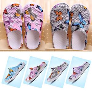 Womens Beach Clogs Ladies Sandals Shoes Breathable Garden Summer Slipper Shoes