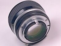 Exc+ Nikon Ai-s Ais Nikkor 50mm F/1.2 Manual Focus Lens Japan #368847