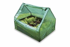 Greenlife Drop Over Growing Greenhouse with Premium PE Cover - 1250 x 950 x 920m