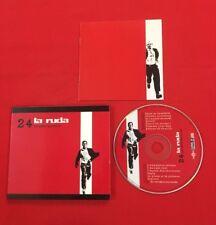24 LA RUDA IMAGES SECONDE 2004 ÉTAT CORRECT CD
