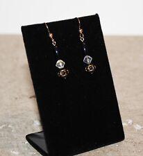 Swarovsky Crystal and Glass Earrings