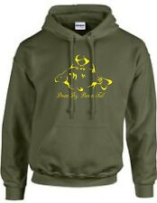 CARP FISHING CLOTHING, HOODY. DREAM BIG, 3 COLOURS, SIZE S - 3XL.