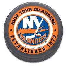 New York Islanders, Established 1972 NHL Collectors Puck