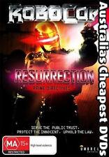 Robocop Resurrection Prime Directives DVD NEW, FREE POSTAGE WITHIN AUS REGION 4