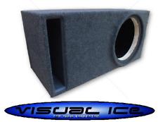 "VISUAL GHIACCIO ELITE 15"" ottimale MDF SLOT PORTA Sub Box Subwoofer recinto CAR AUDIO"