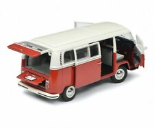 Schuco VW T2a bus 1967 red white 1:18 450043600