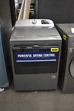 "Maytag Med7230Hc 27"" Metallic Slate Front Load Electric Dryer Nob #102574"