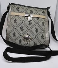 US Polo Assn Signature Crossbody Satchel / Bag EUC