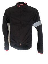 Rapha Women's Souplesse Insulated Jacket XS Black w/ Pink Detail