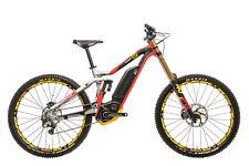 """2018 Haibike XDURO Dwnhll 10.5 Mountain E-Bike Small 27.5"""" Aluminum Saint Mavic"""