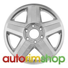 """Chevrolet Trailblazer EXT Isuzu Ascender 2002 2003 17"""" OEM Wheel Rim"""