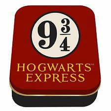 Harry Potter Metal Collectors Tin Box Hogwarts Express