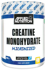 Applied Nutrition Creatine Monohydrate - 500g Muscle Mass ATP Cell Volumizer