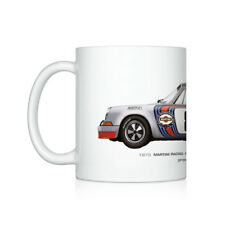 1973 Martini Racing Porsche (Targa Florio) illustration Coffee Mug