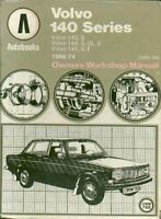 VOLVO 142 144 & 145 ( 1966 - 1974 ) OWNERS WORKSHOP MANUAL