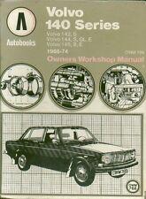 VOLVO 142 144 & 145 ( 1966 - 1974 ) OWNERS WORKSHOP MANUAL