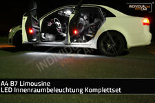 LED Innenraumbeleuchtung SET für Audi A4 B7 Limousine - Pure-White